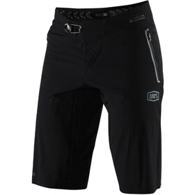 100% Celium Enduro/Trail Korte Broek Heren, black
